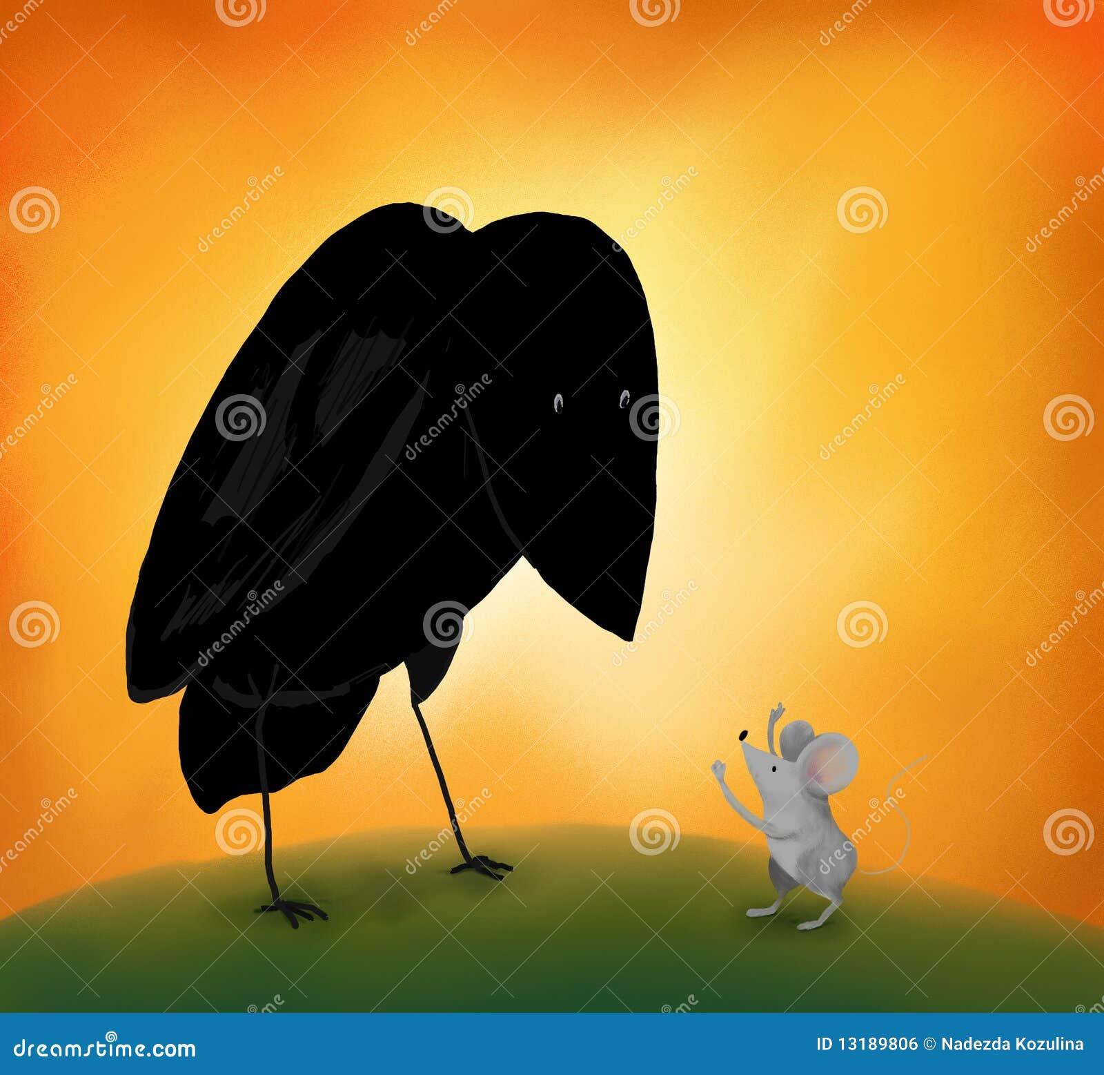 ποντίκι κοράκων