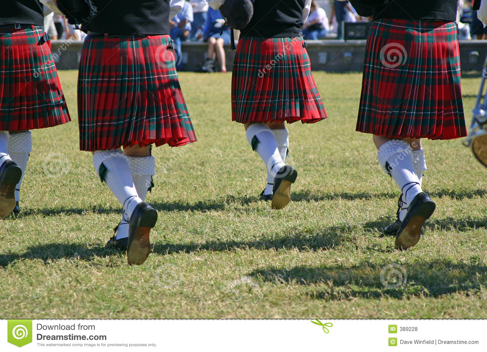 πορεία scotish
