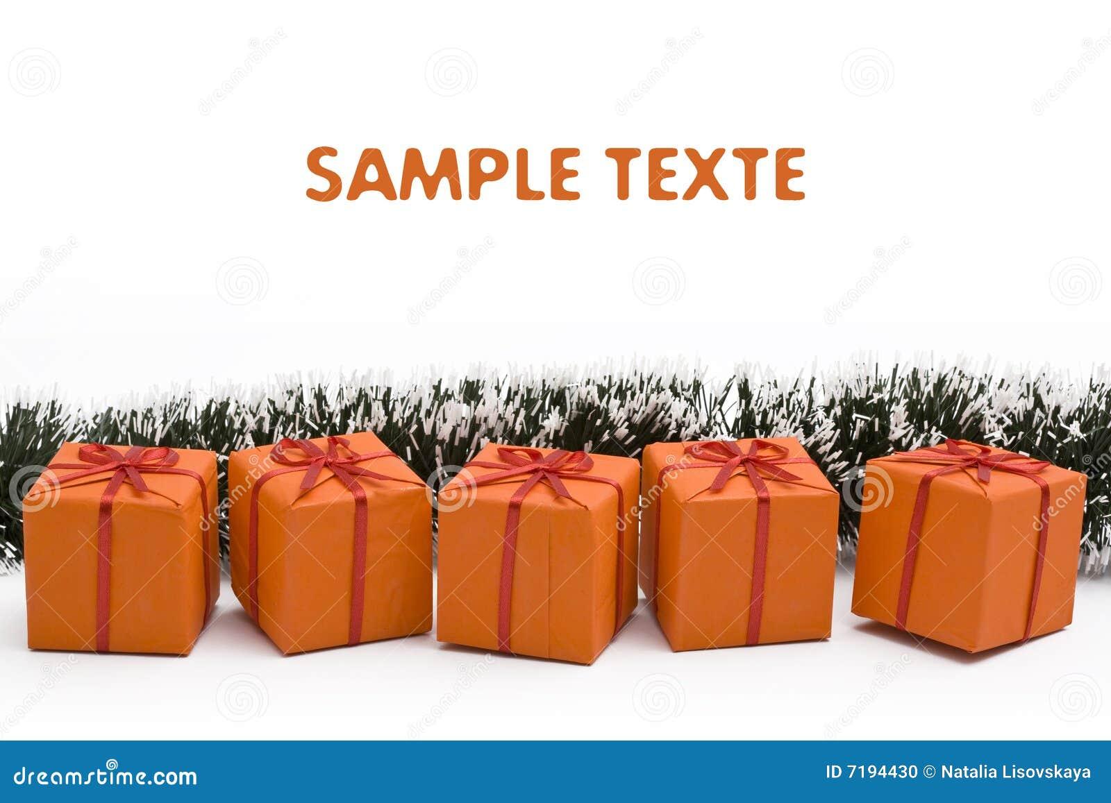 πορτοκάλι δώρων Χριστου&gam