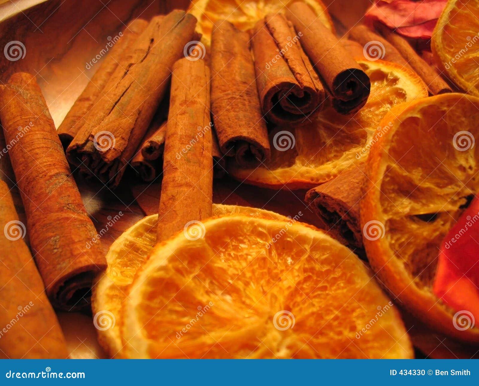 πορτοκάλι κανέλας