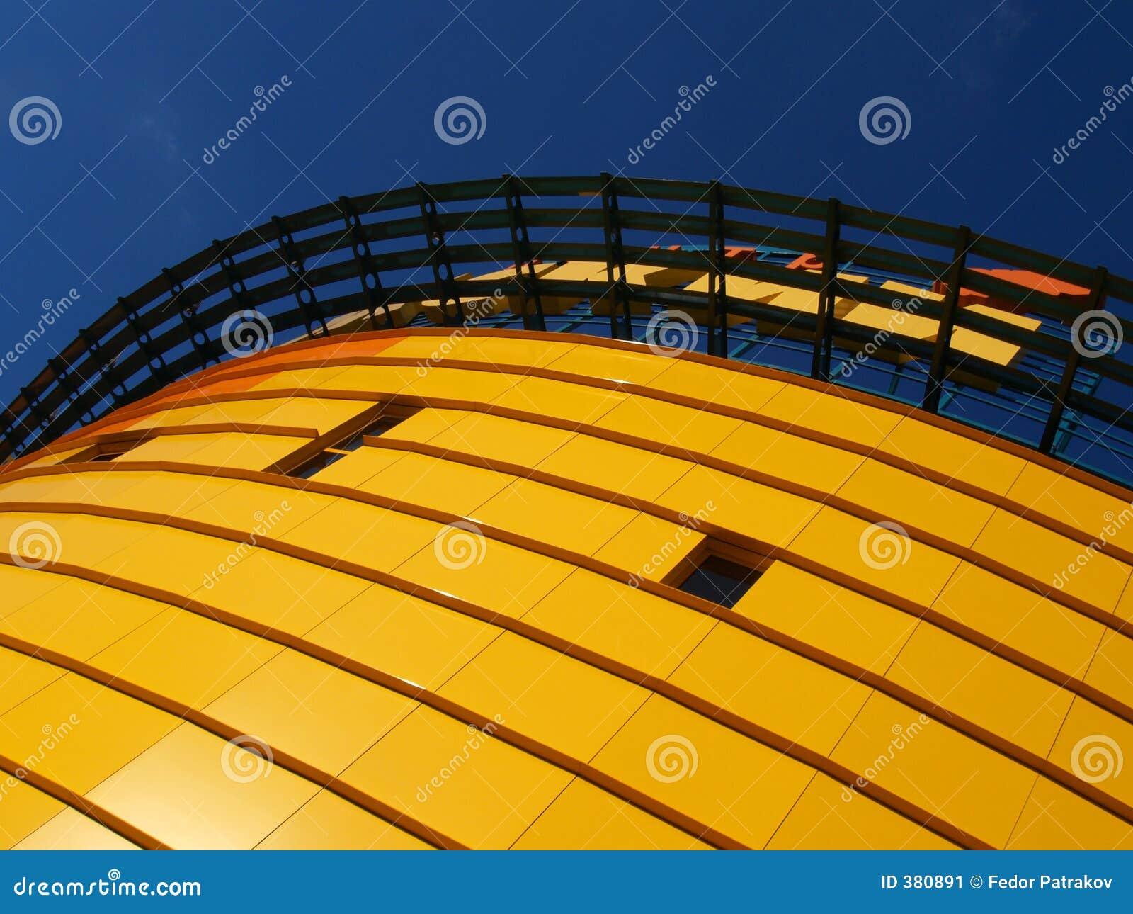 πορτοκάλι οικοδόμησης 3