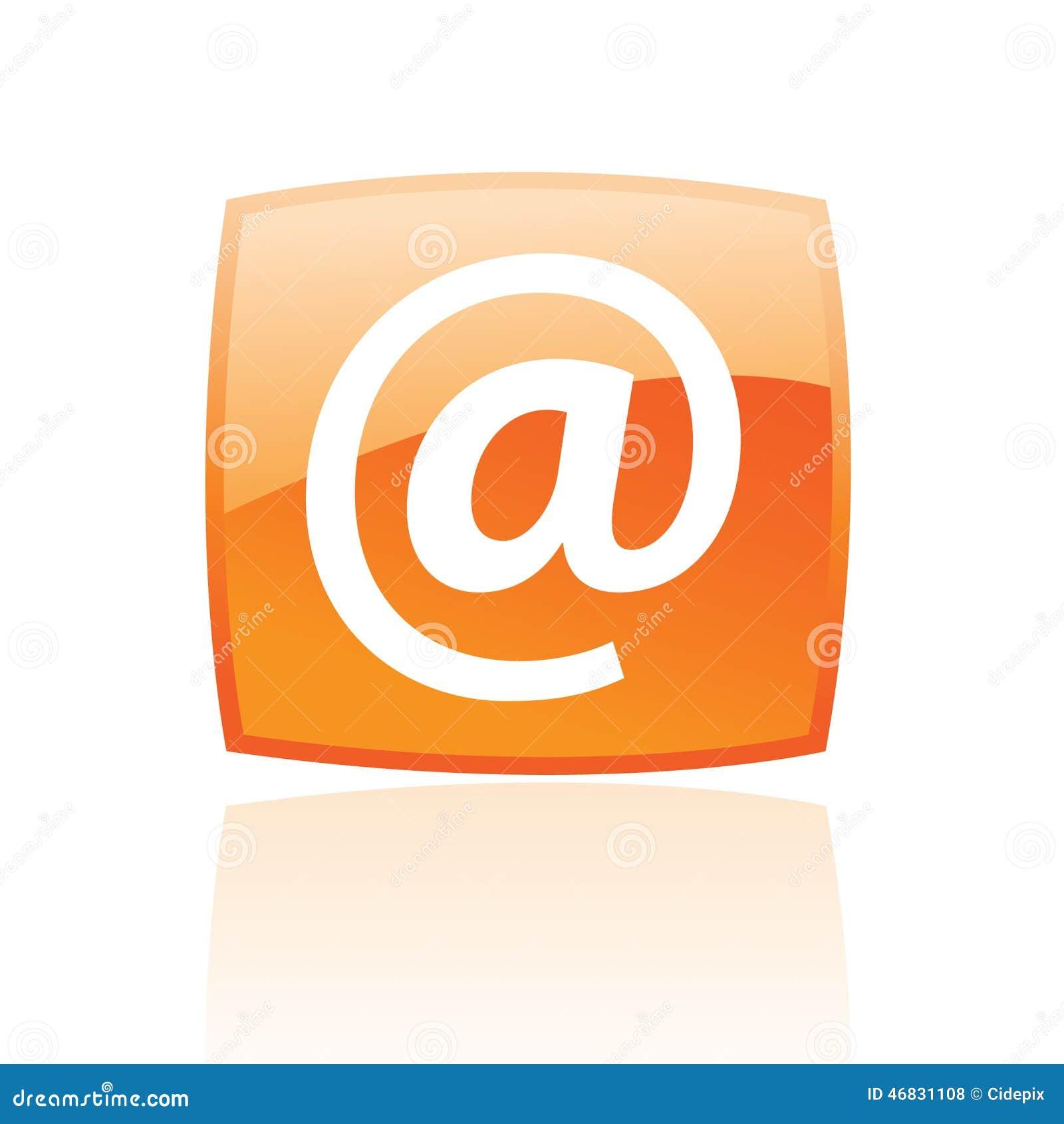 Πορτοκαλί ηλεκτρονικό ταχυδρομείο