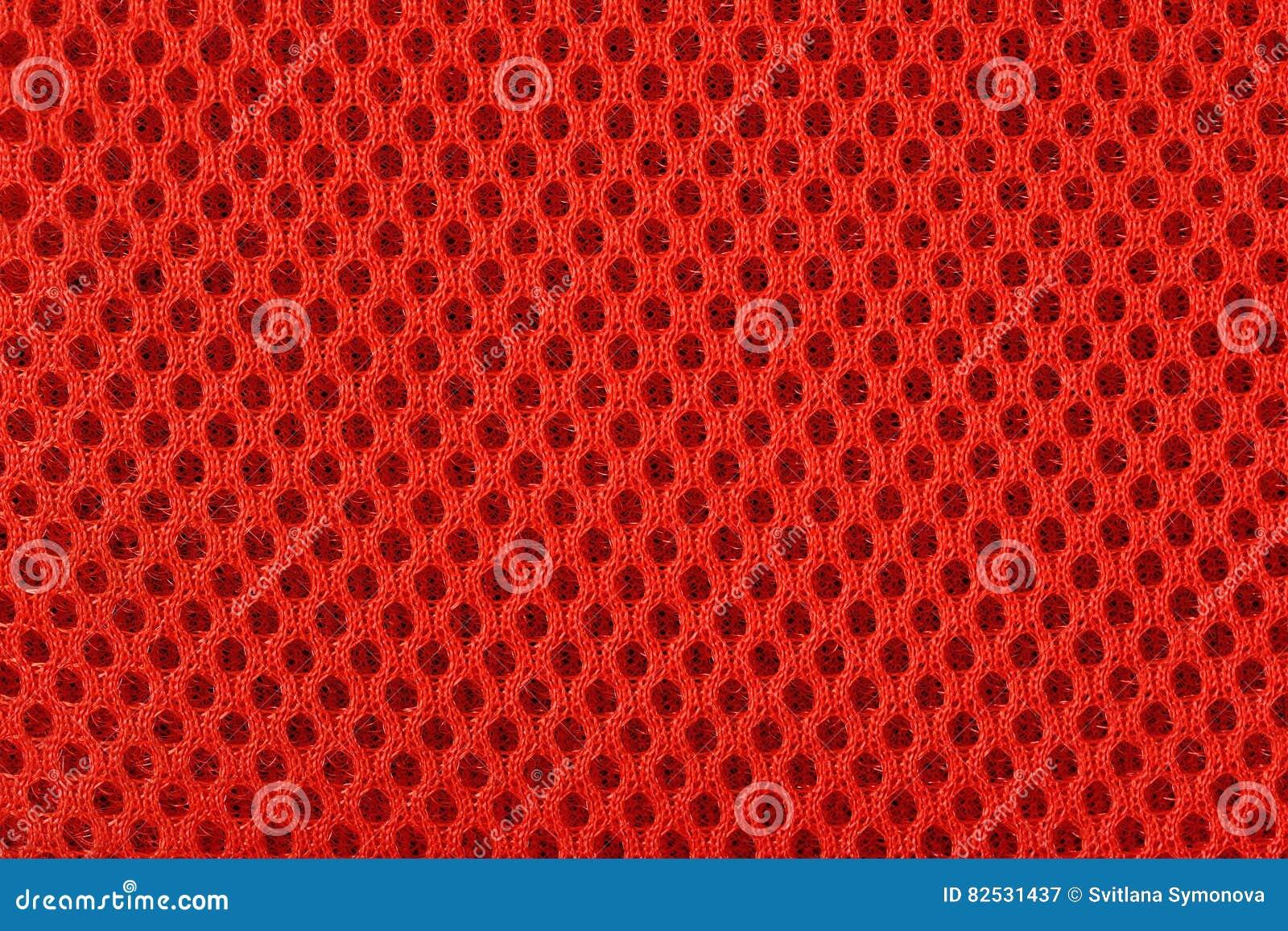 Πορτοκαλιά μη υφανθείσα σύσταση υποβάθρου υφάσματος