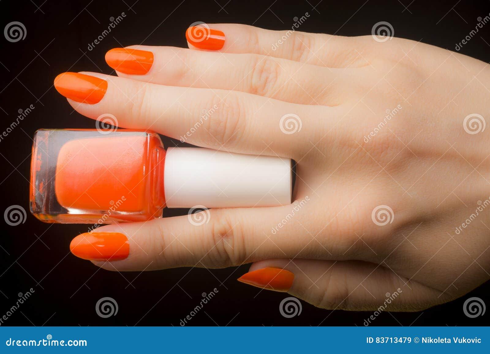 πορτοκαλιά στιλβωτική ο