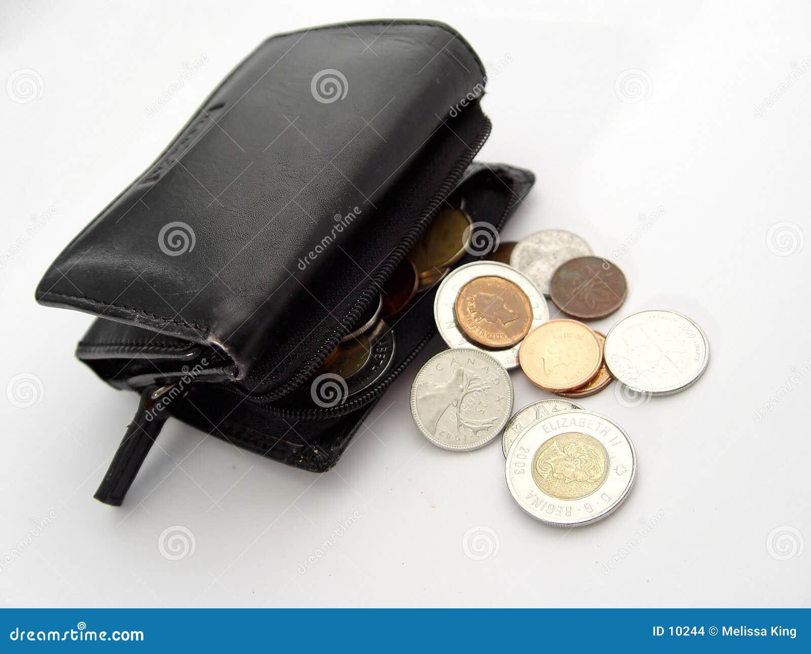 πορτοφόλι νομισμάτων