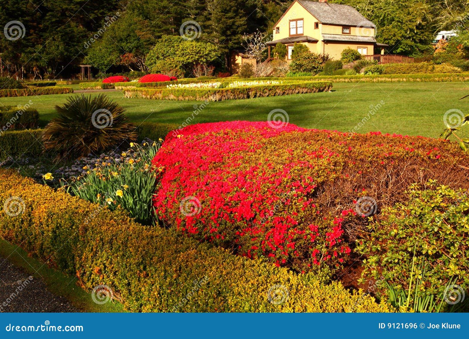 πορτρέτα κήπων