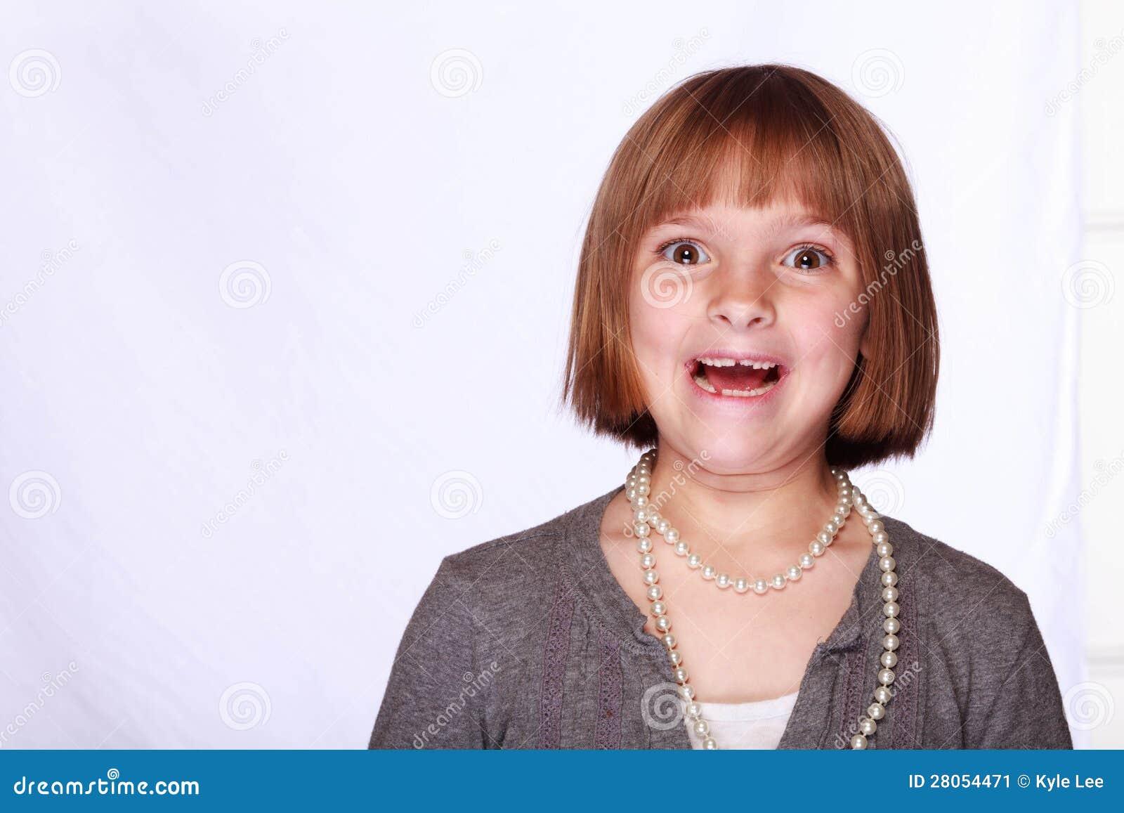 Πορτρέτο ενός κοριτσιού