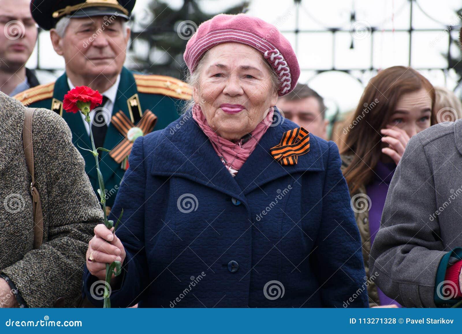 Πορτρέτο ενός παλαιμάχου γυναικών του δεύτερου παγκόσμιου πολέμου