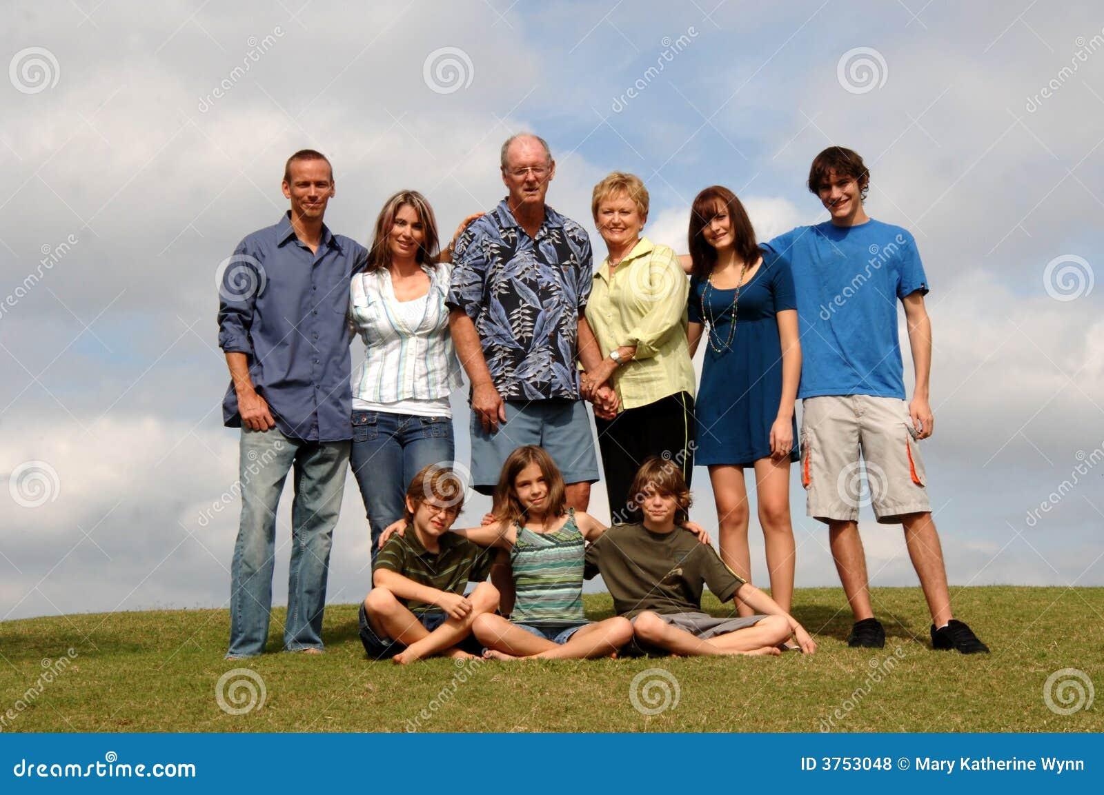 πορτρέτο οικογενειακών