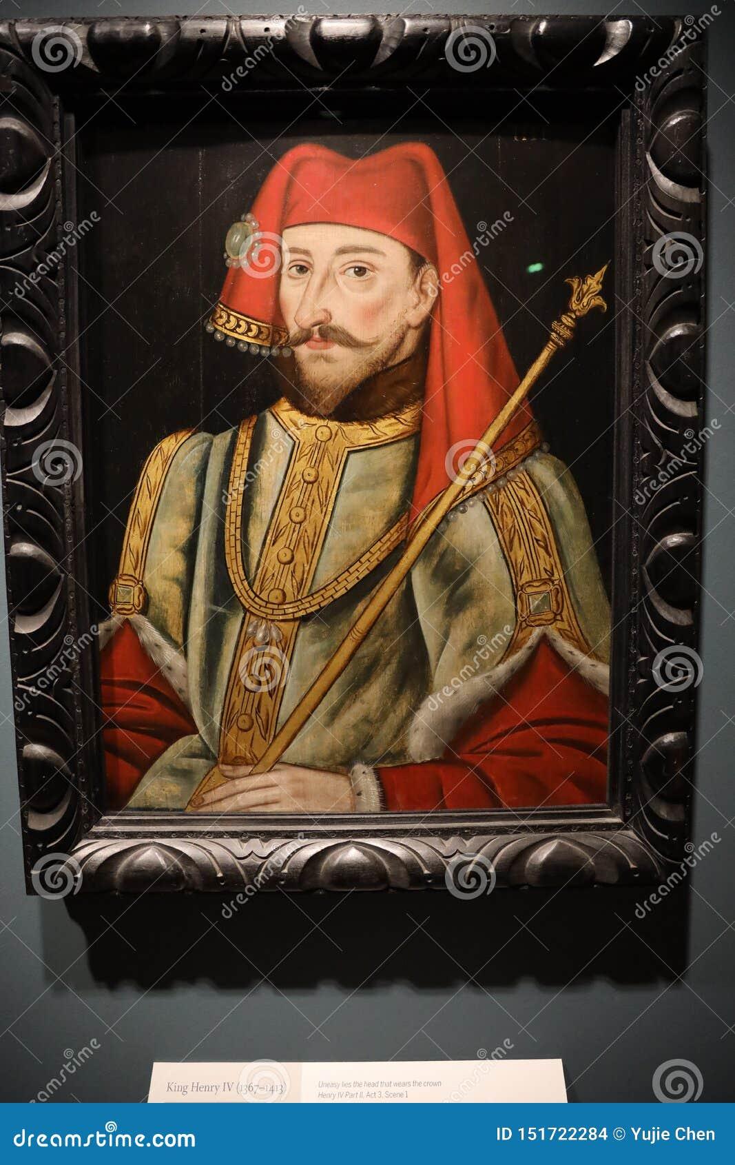 Πορτρέτο του Henry IV της Αγγλίας