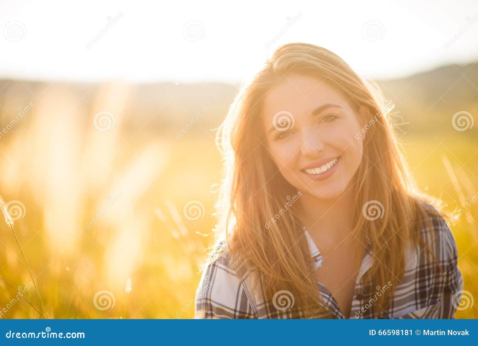 Πορτρέτο φύσης γυναικών