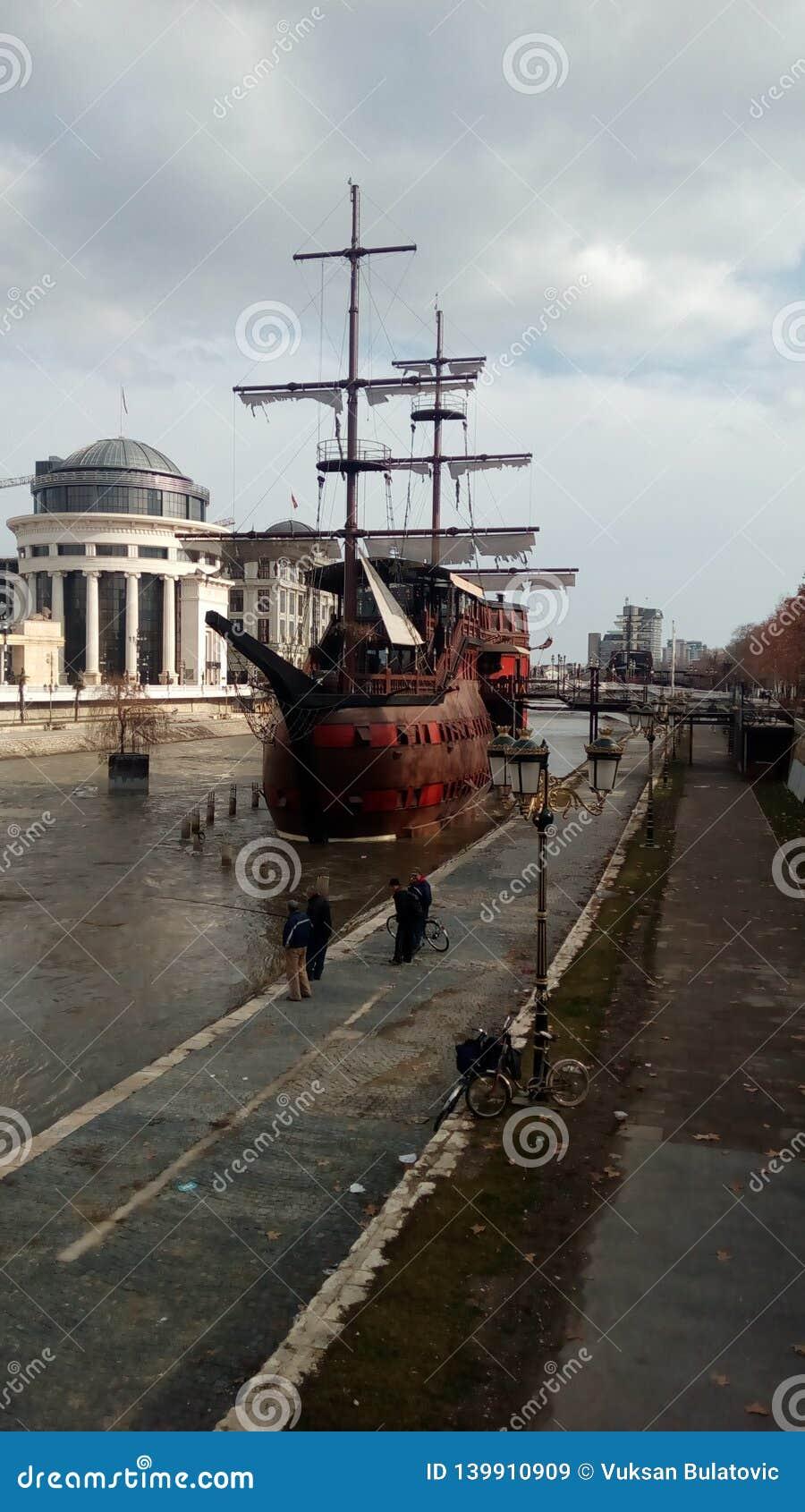 Ποταμόπλοιο Vardar