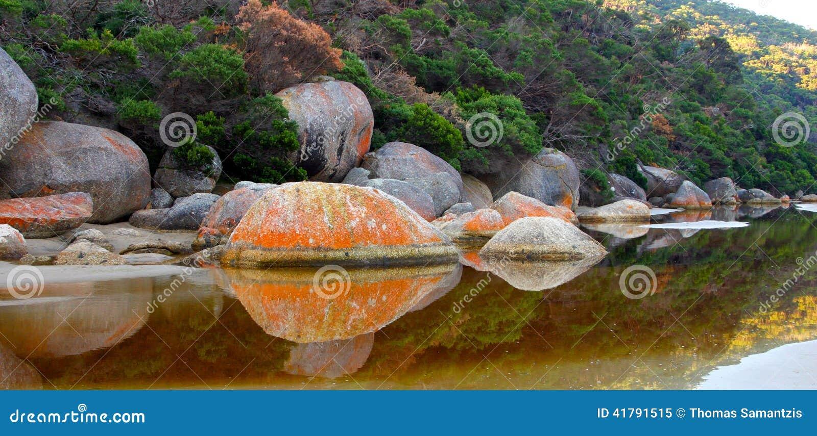 ποταμός παλιρροιακός