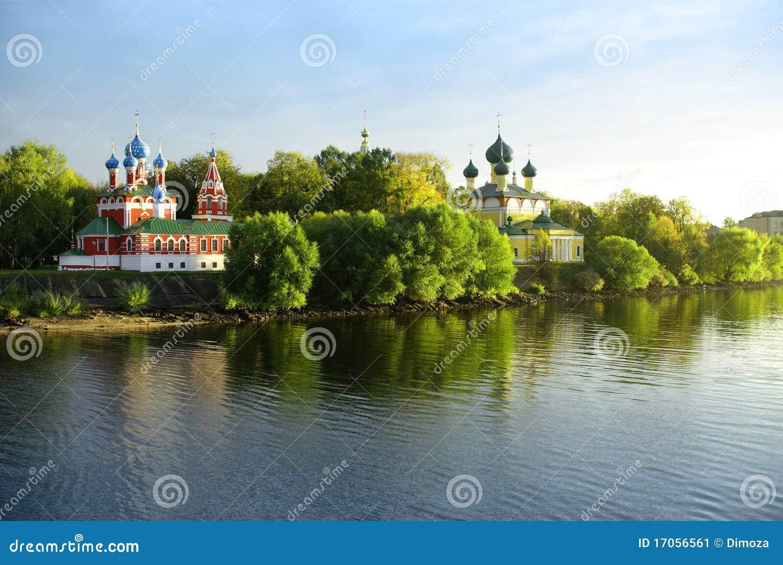 ποταμός ρωσικά εκκλησιών