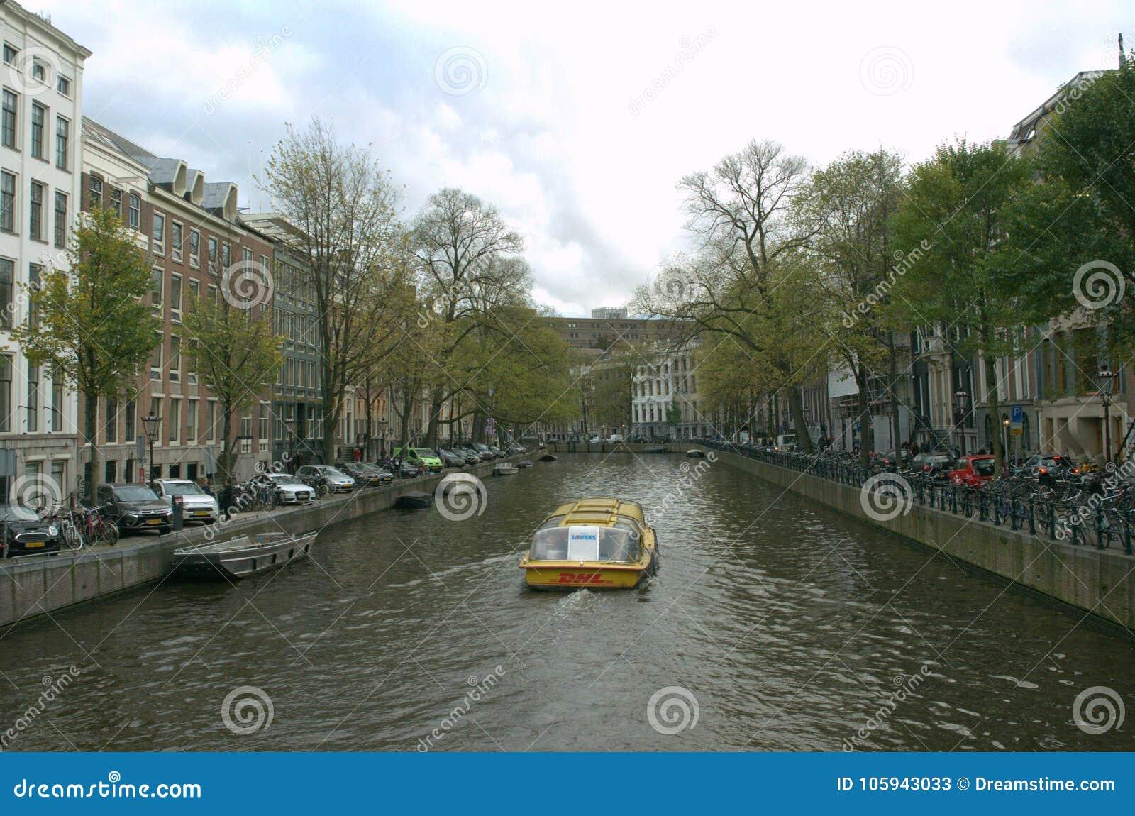 Ποταμός του Άμστερνταμ