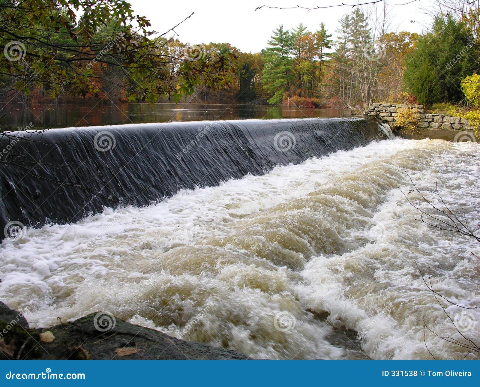 ποταμός φραγμάτων