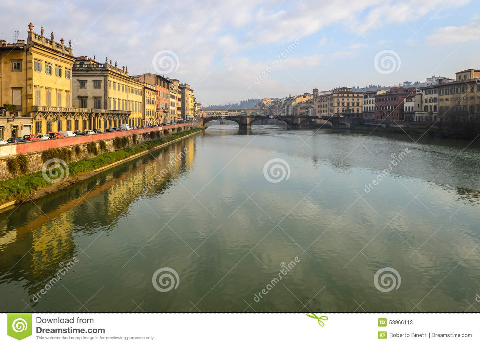 Ποταμός Arno