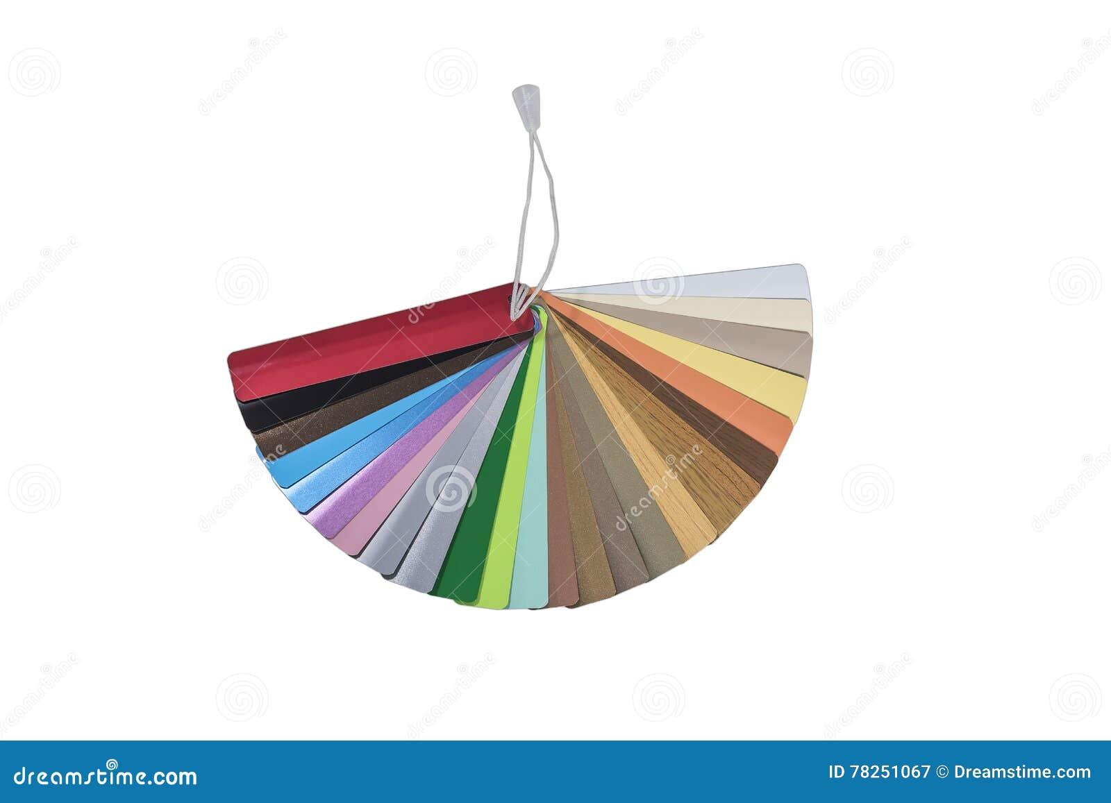 πολύχρωμο ενετικό διάγραμμα-όργανο χρώματος τυφλών για το σχεδιαστή