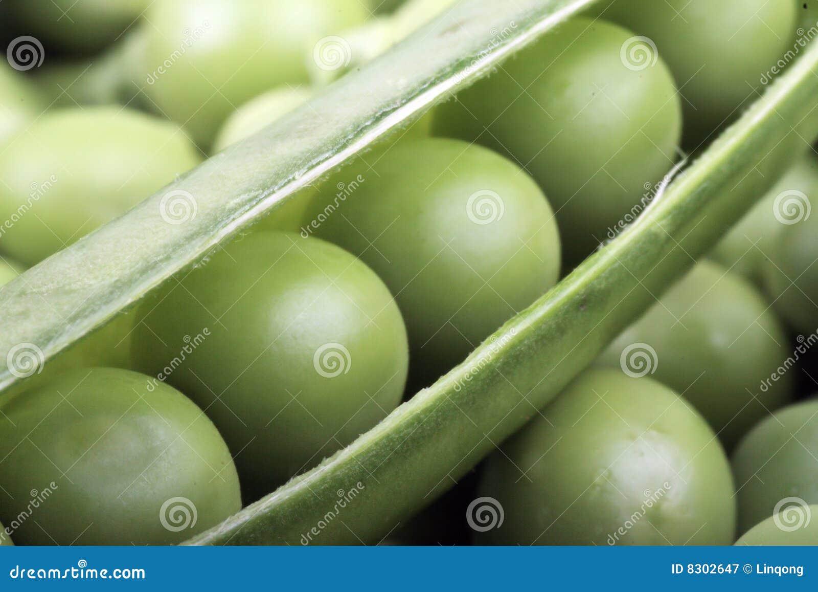 πράσινα μπιζέλια