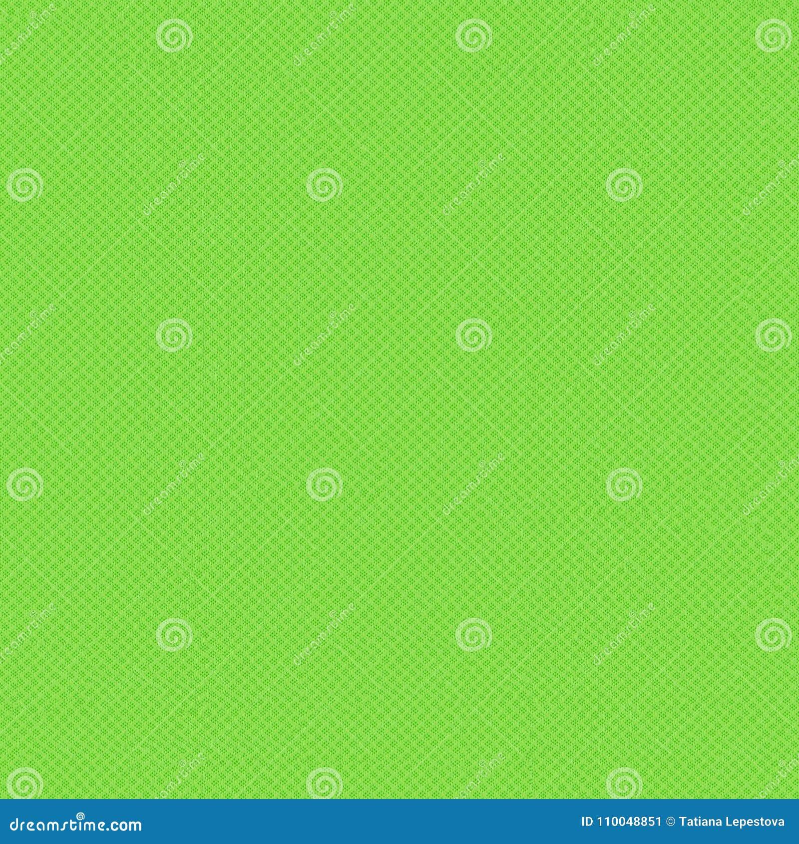 Πράσινη άνευ ραφής σύσταση υφάσματος Χάρτης σύστασης για τρισδιάστατο και το 2$ο