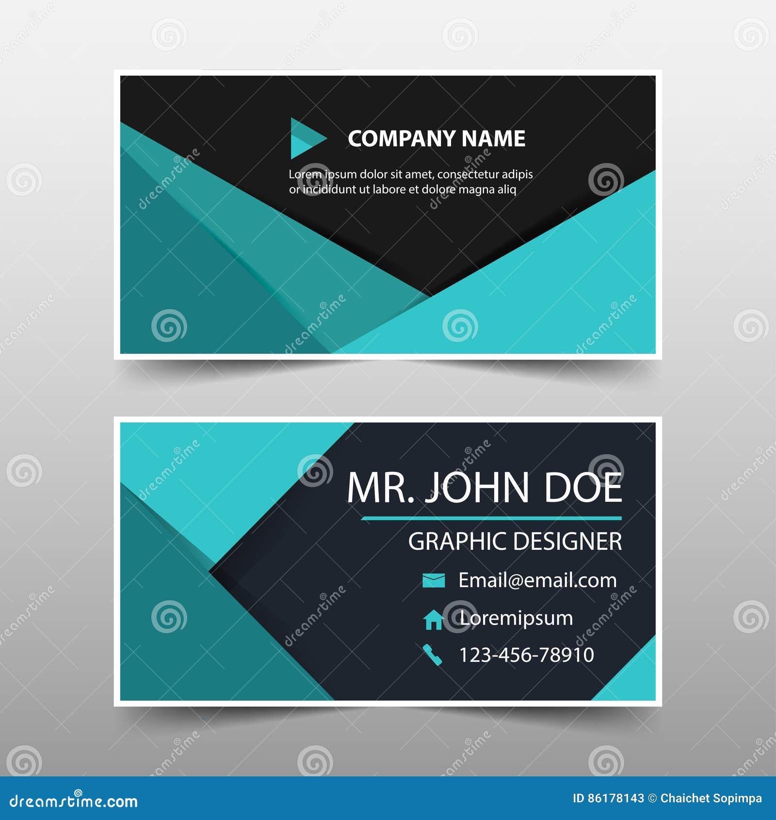 cfbab19dd90c Πράσινη εταιρική επαγγελματική κάρτα