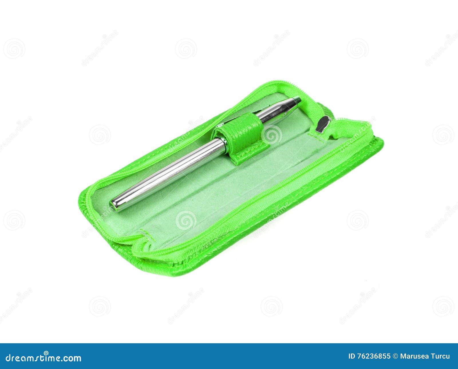 Πράσινη περίπτωση μανδρών που απομονώνεται