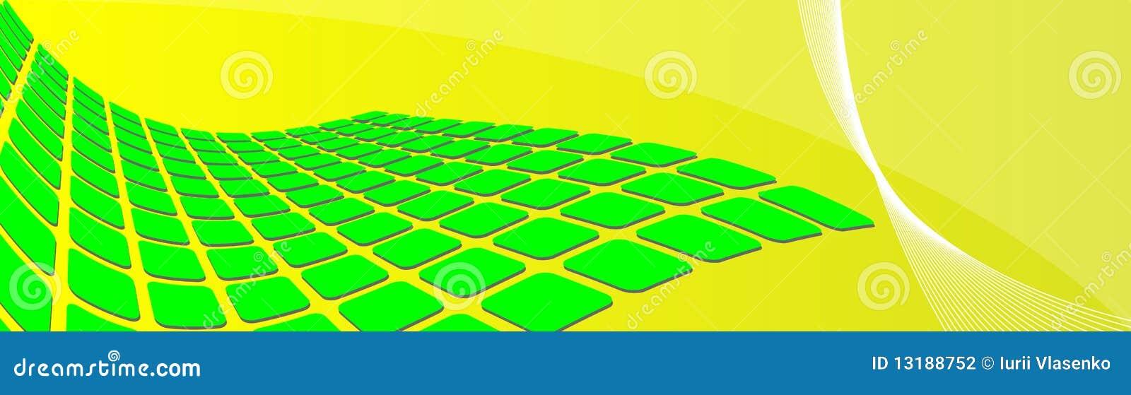 πράσινος κίτρινος ανασκόπ&e