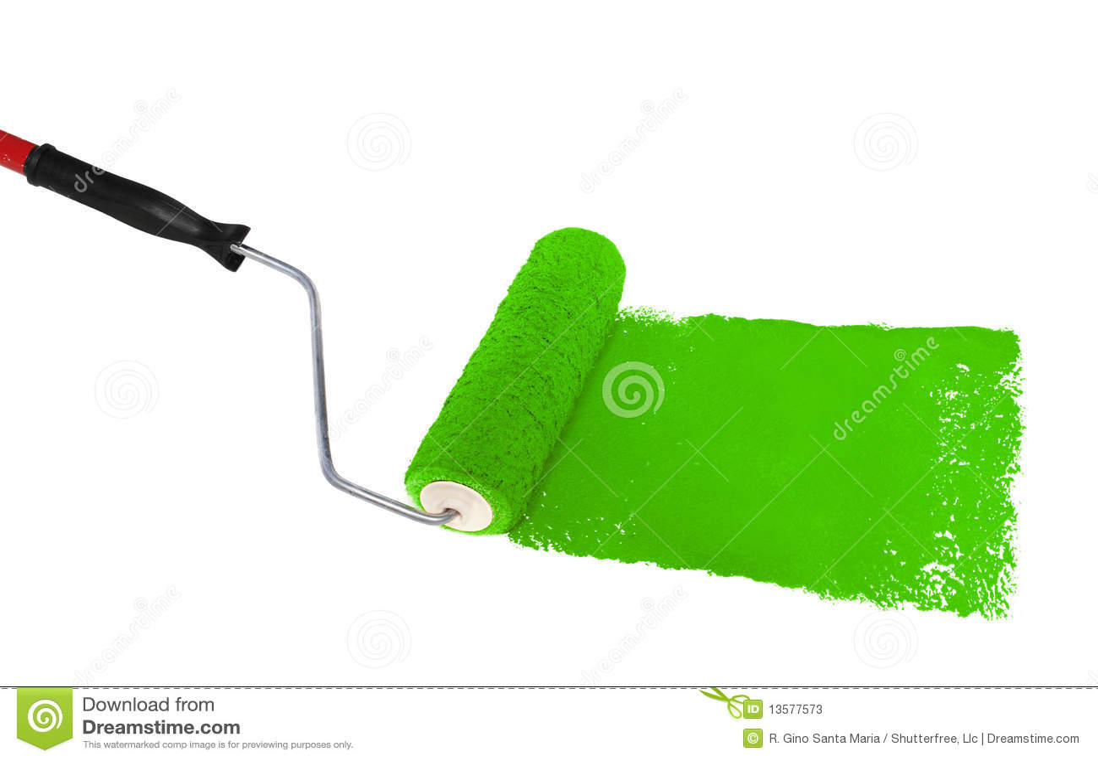 πράσινος κύλινδρος χρωμάτ&o