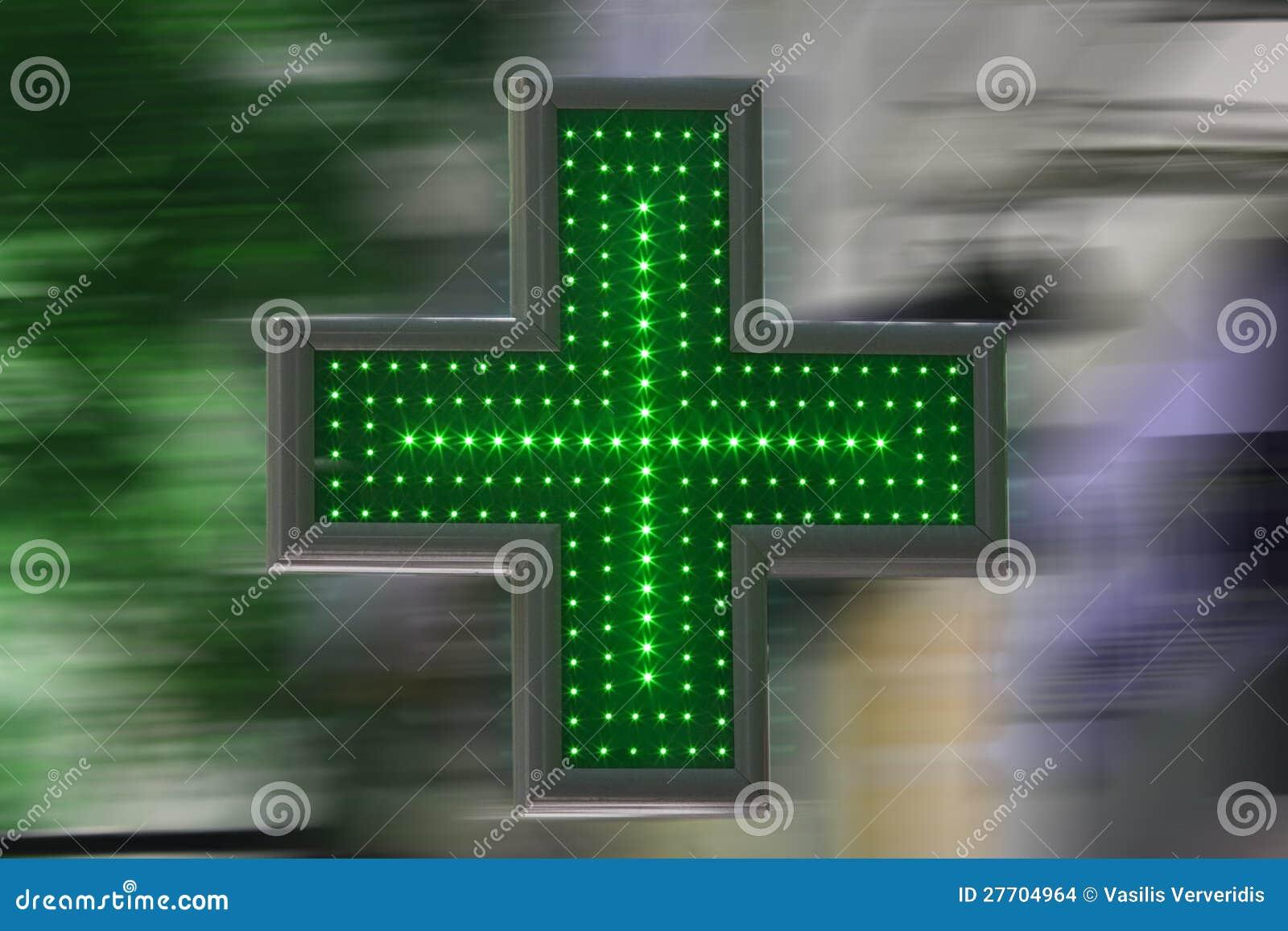 Πράσινος σταυρός