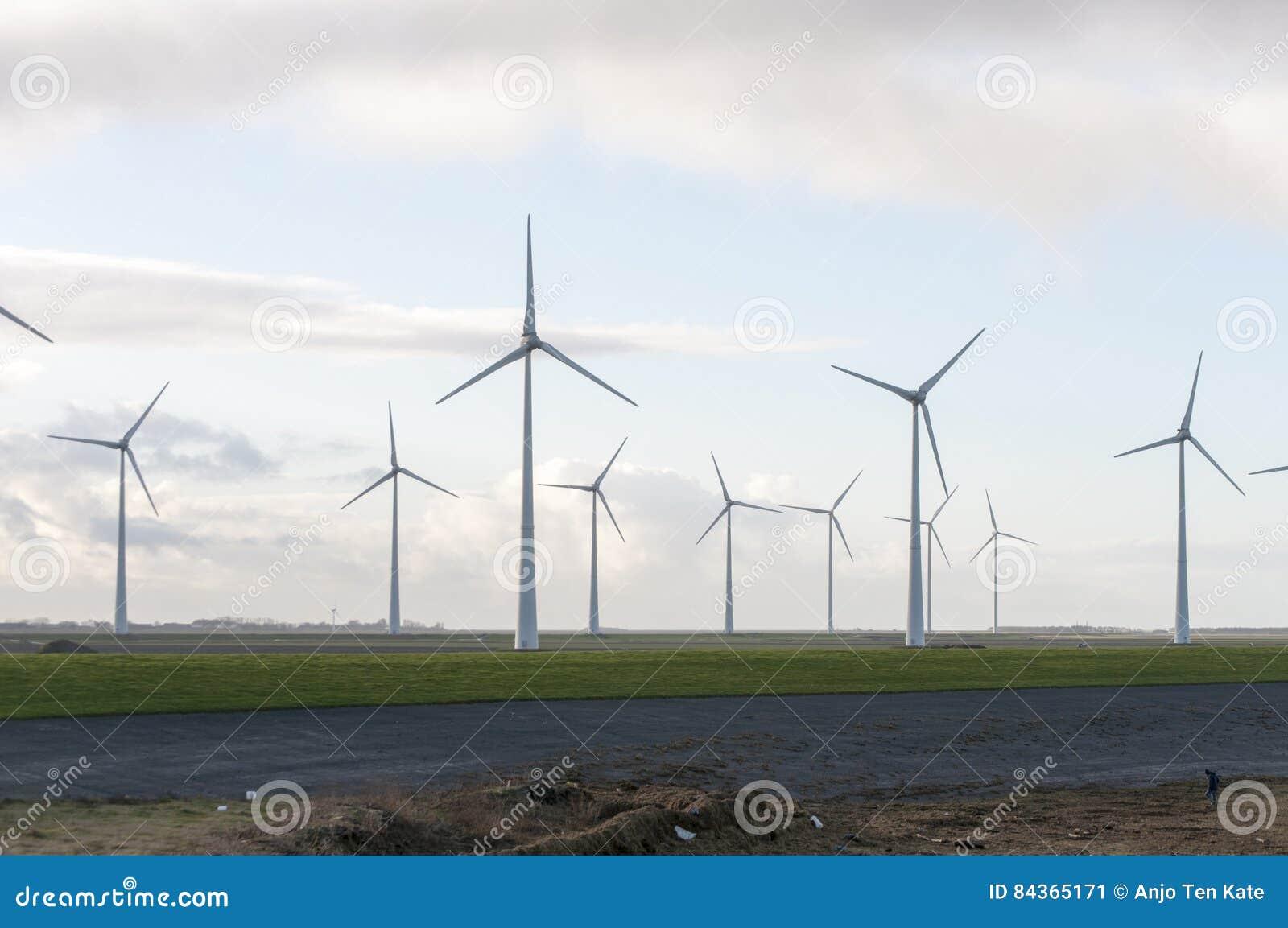 Πράσινος τομέας αιολικής ενέργειας