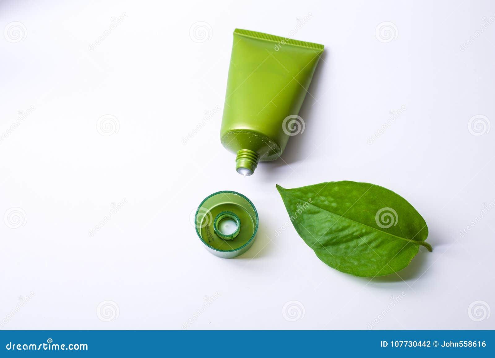 Πράσινο καλλυντικό