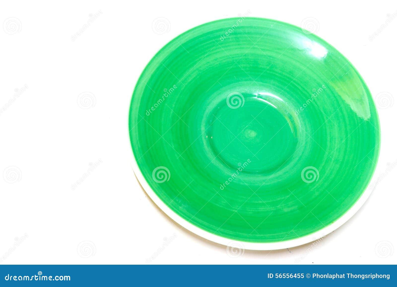 Download Πράσινο πιάτο χρώματος στοκ εικόνα. εικόνα από σφαιριστών - 56556455