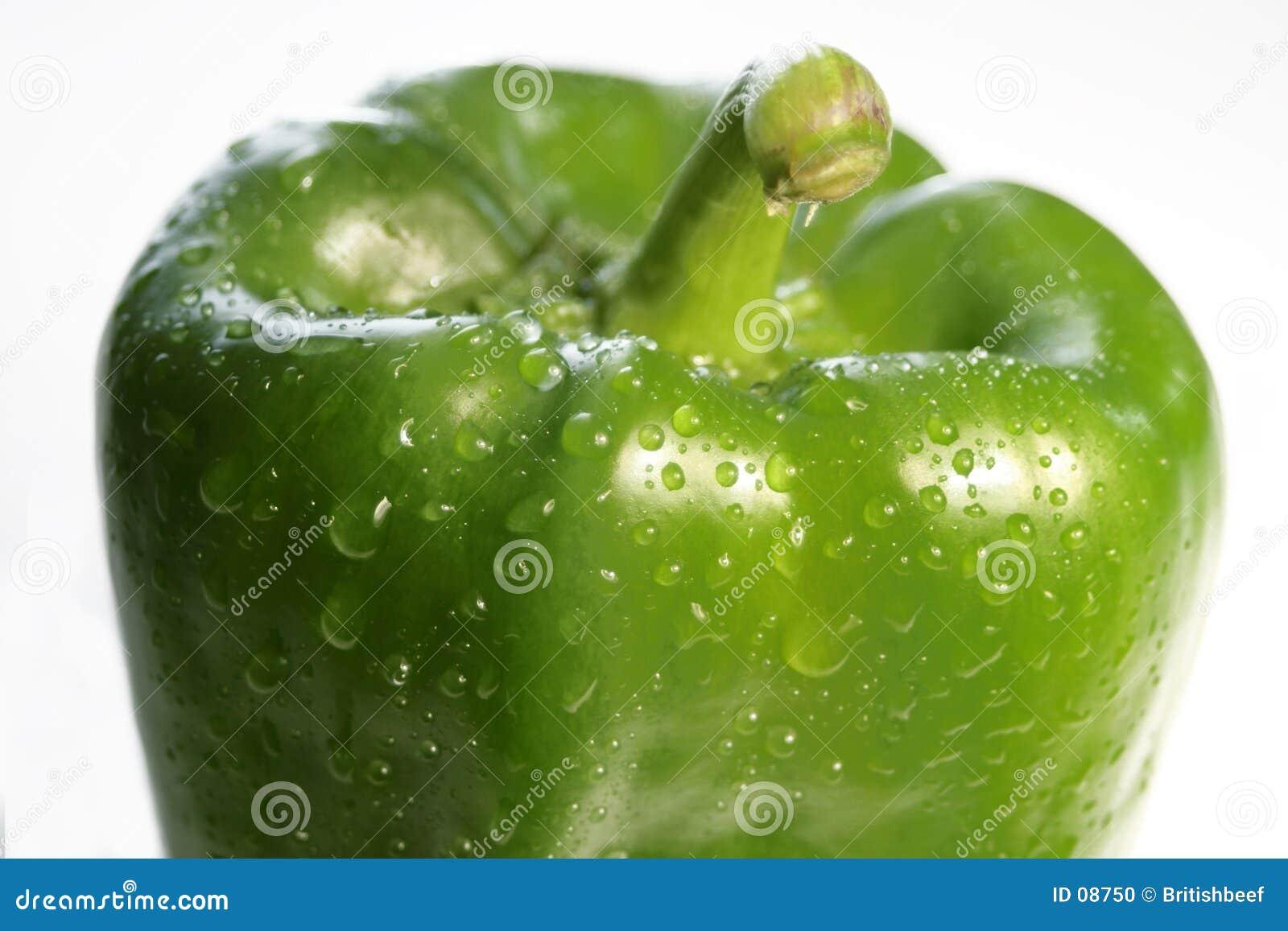 πράσινο πιπέρι