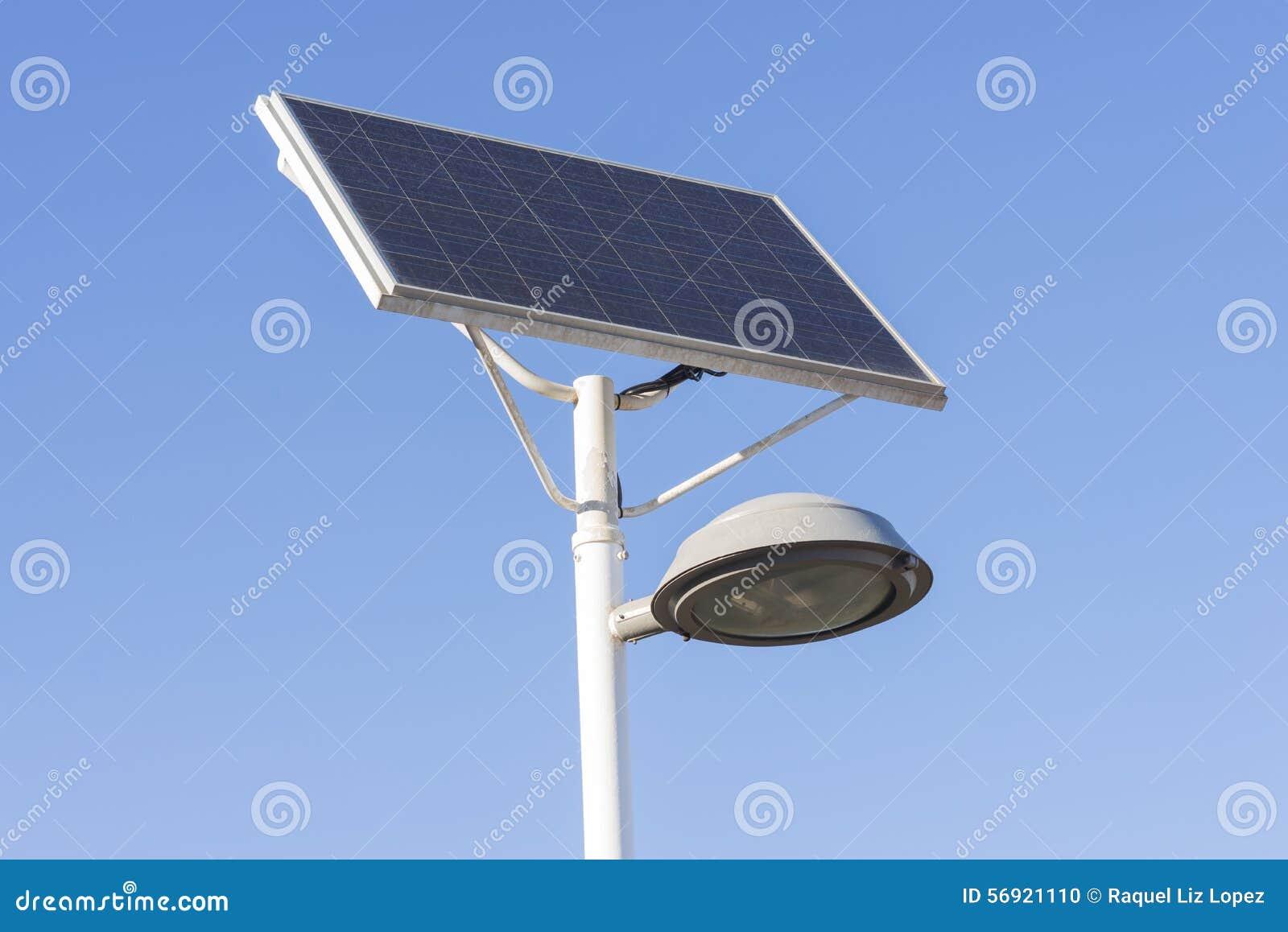 Πράσινο Lamppost