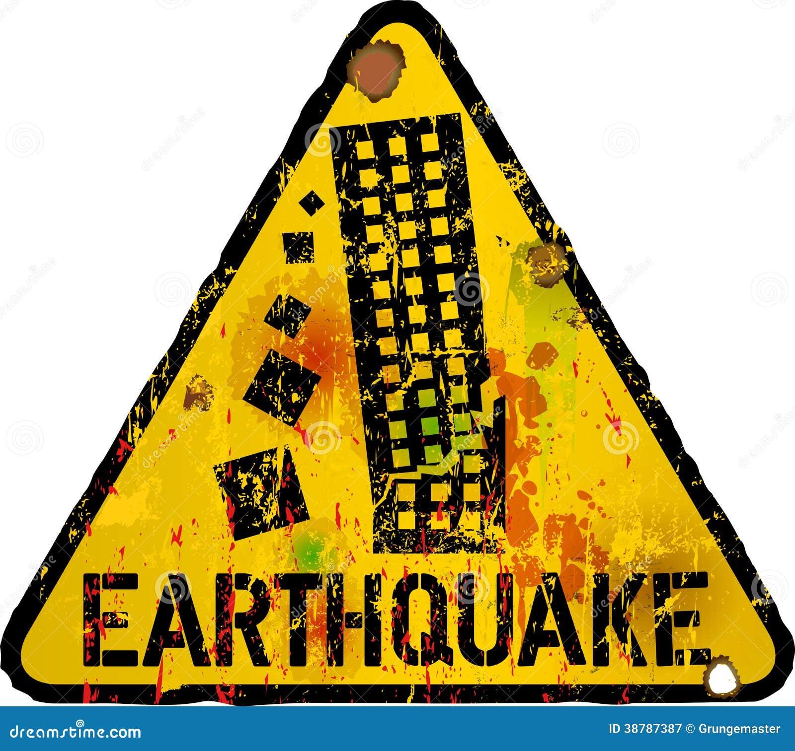 Προειδοποίηση σεισμού