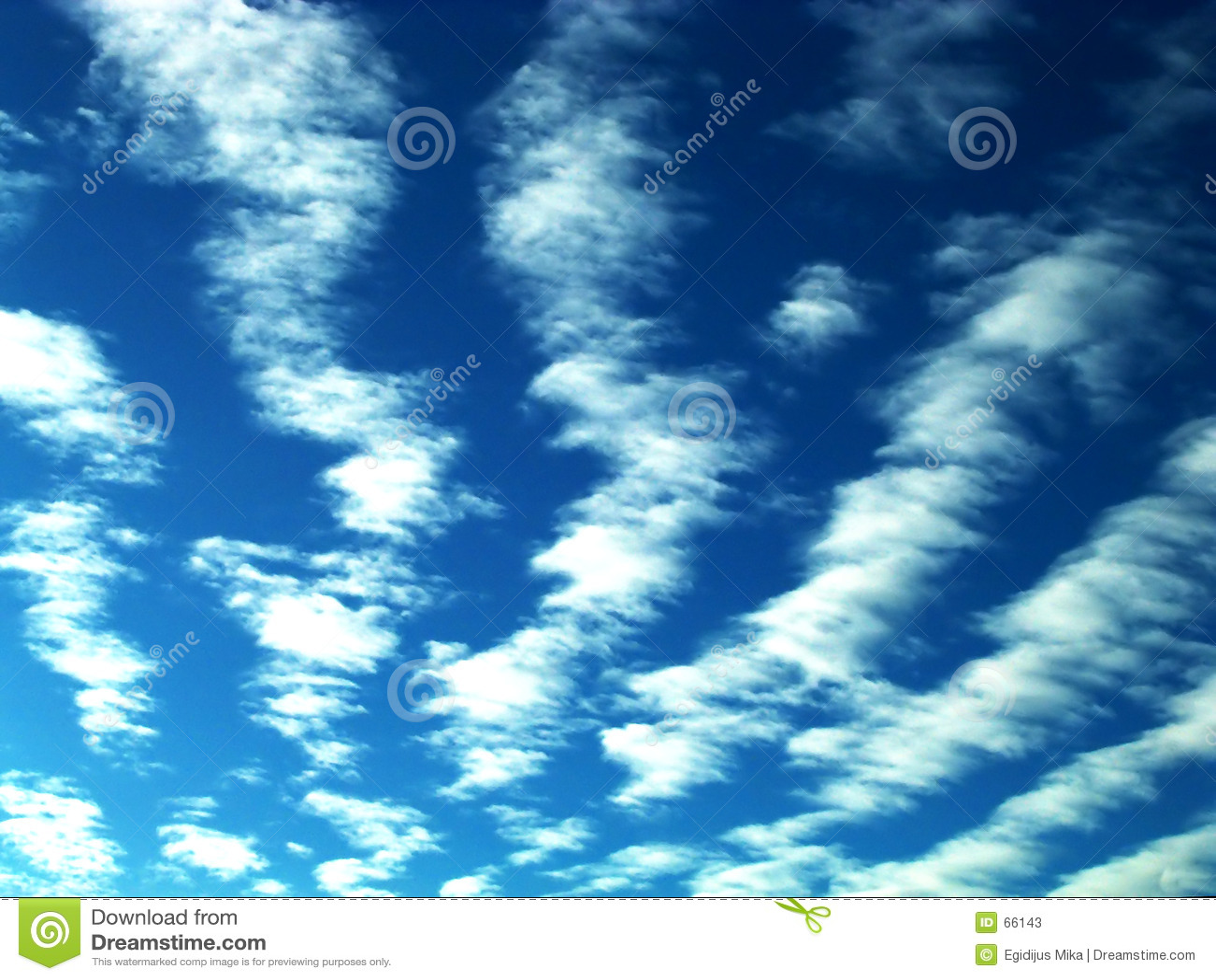 προοπτική σύννεφων