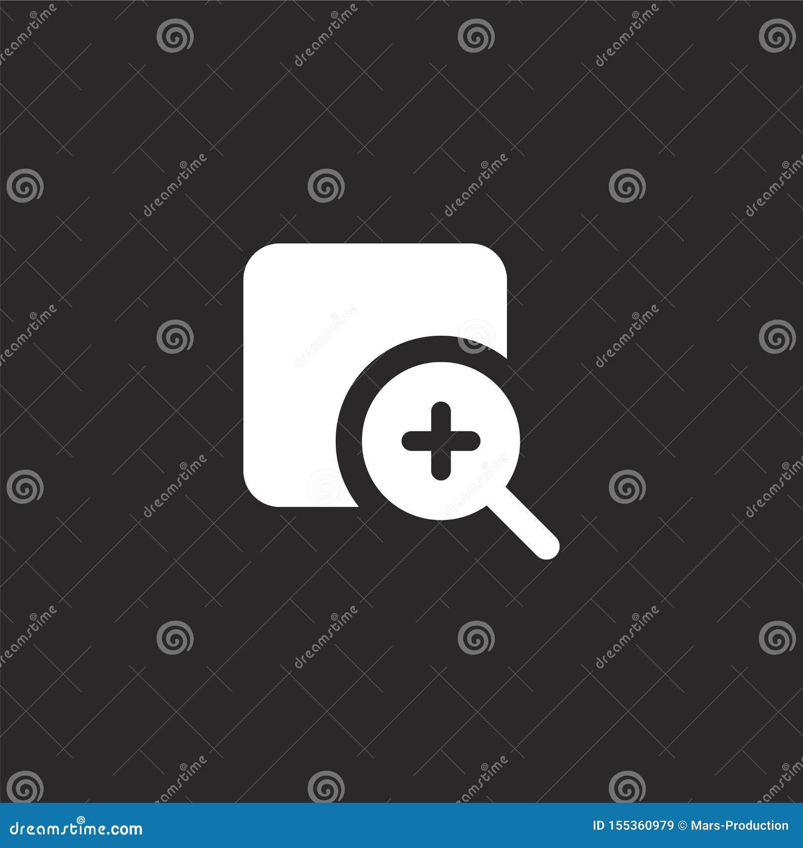 προσθέστε το εικονίδιο Γεμισμένος προσθέστε το εικονίδιο για το σχέδιο ιστοχώρου και κινητός, app ανάπτυξη προσθέστε το εικονίδιο