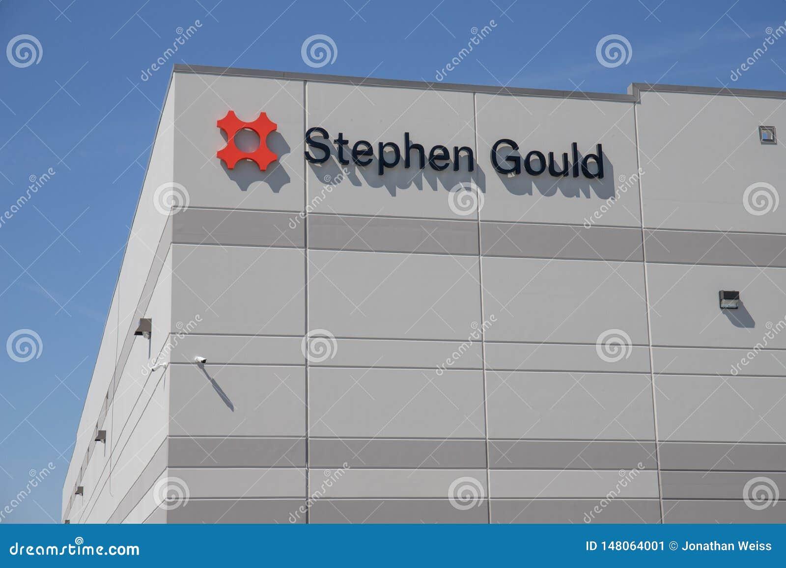 Προϊόν και συσκευάζοντας κέντρο Ι συνήθειας του Stephen Gould λύσεων