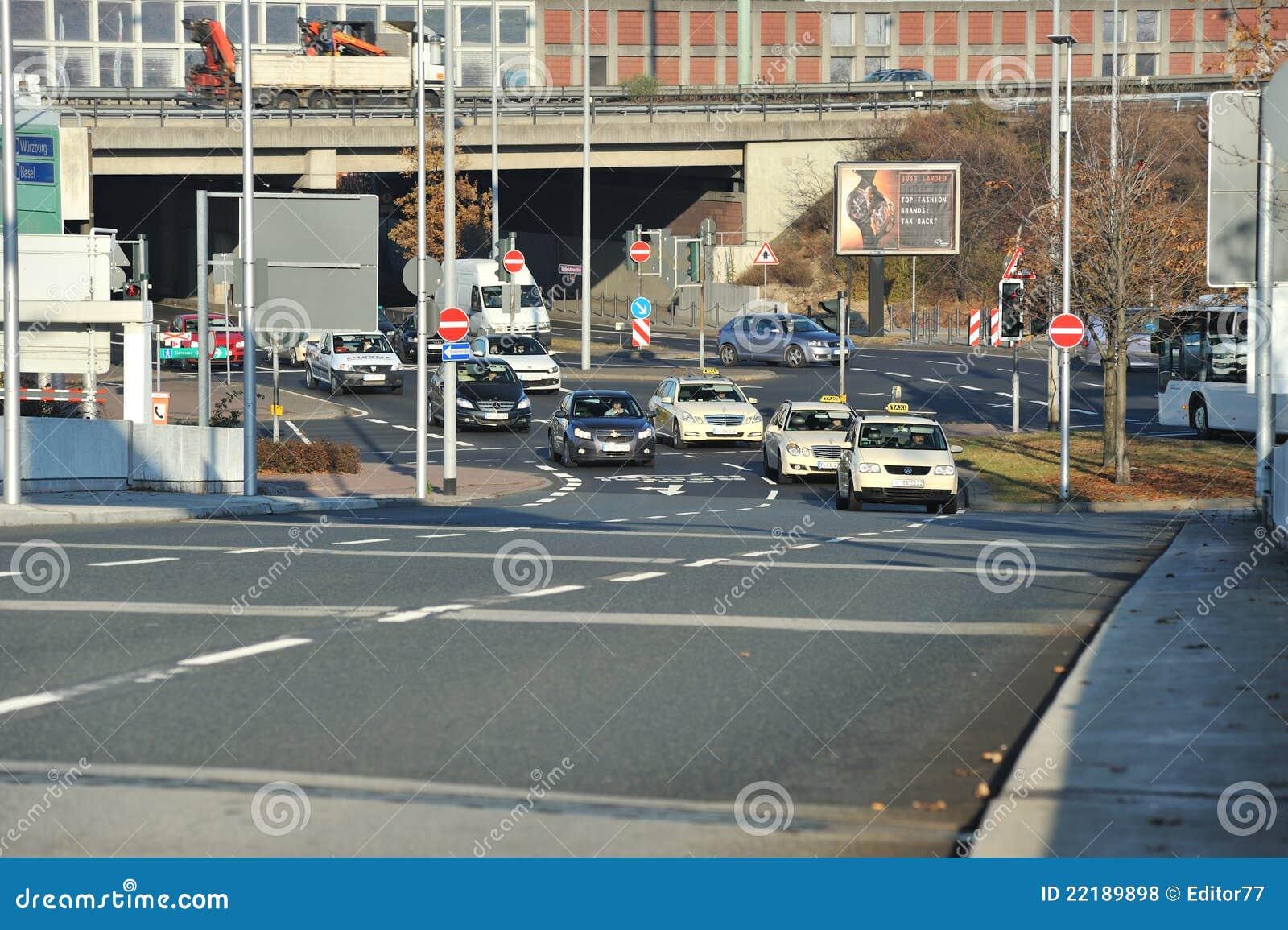 πρωινή οδική κυκλοφορία