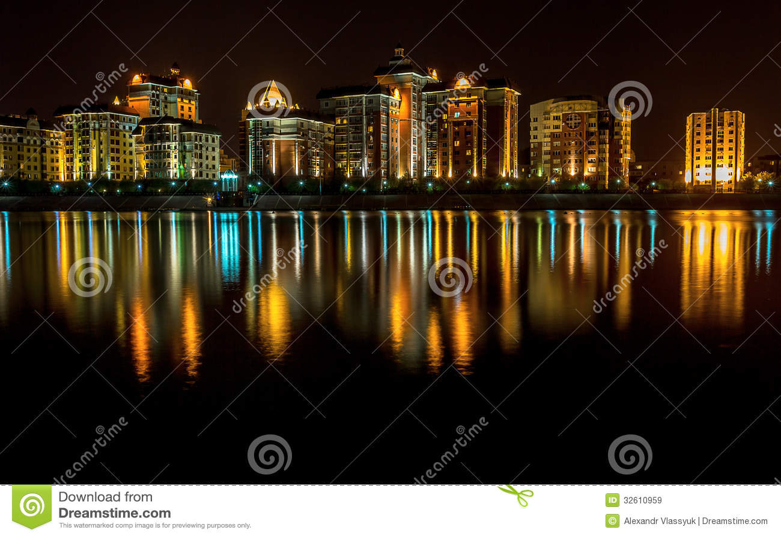 Πρωτεύουσα Astana του Καζακστάν