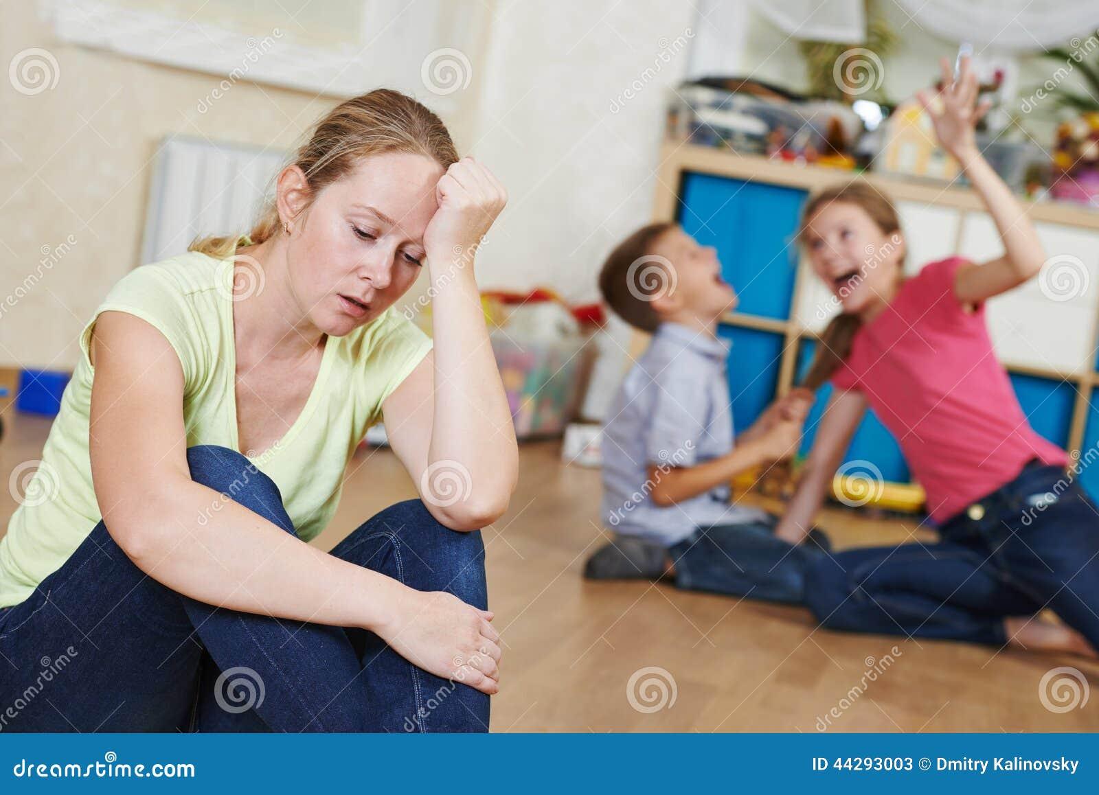 Πρόβλημα Parenting και οικογενειών