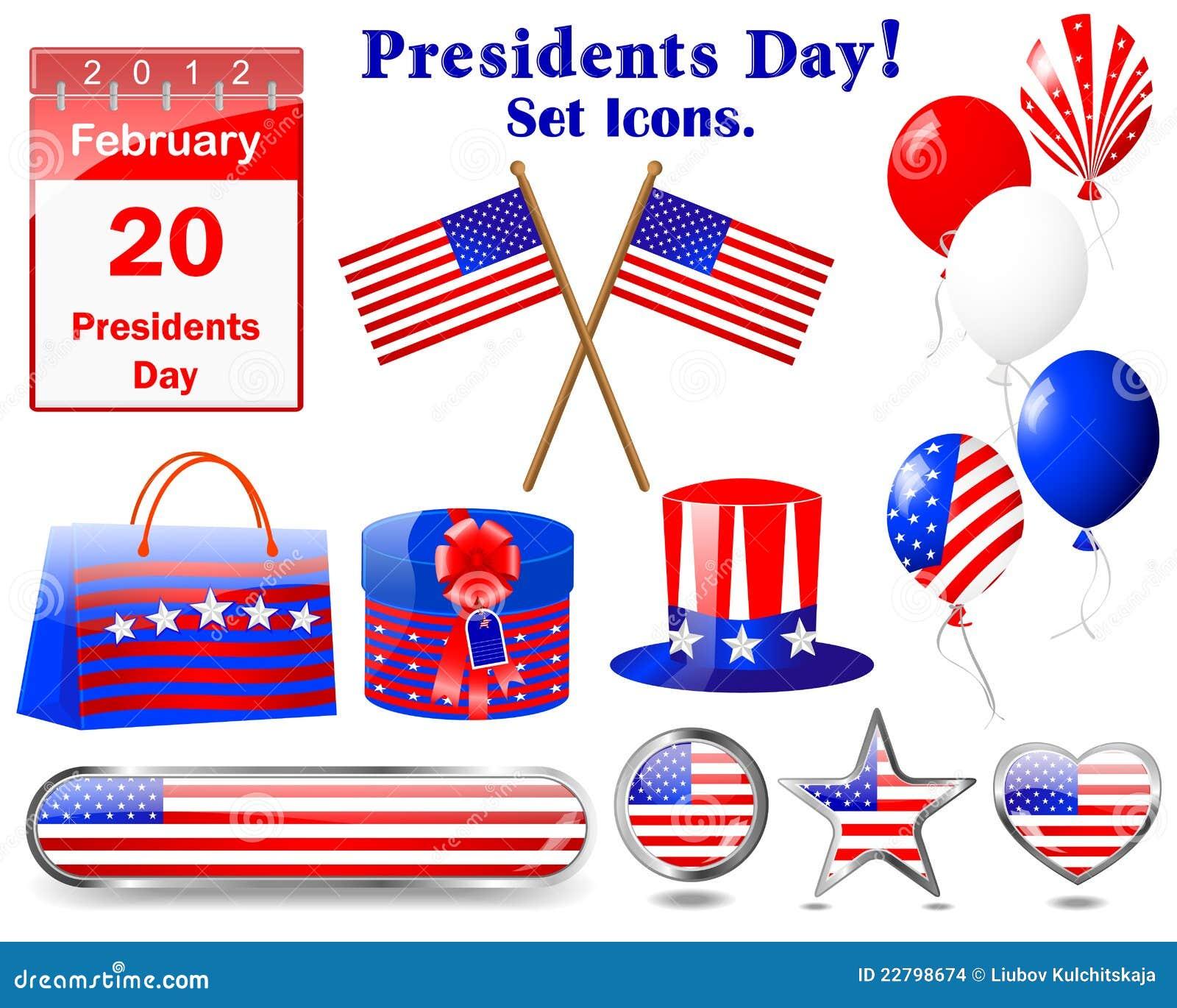 Πρόεδροι εικονιδίων ημέρας