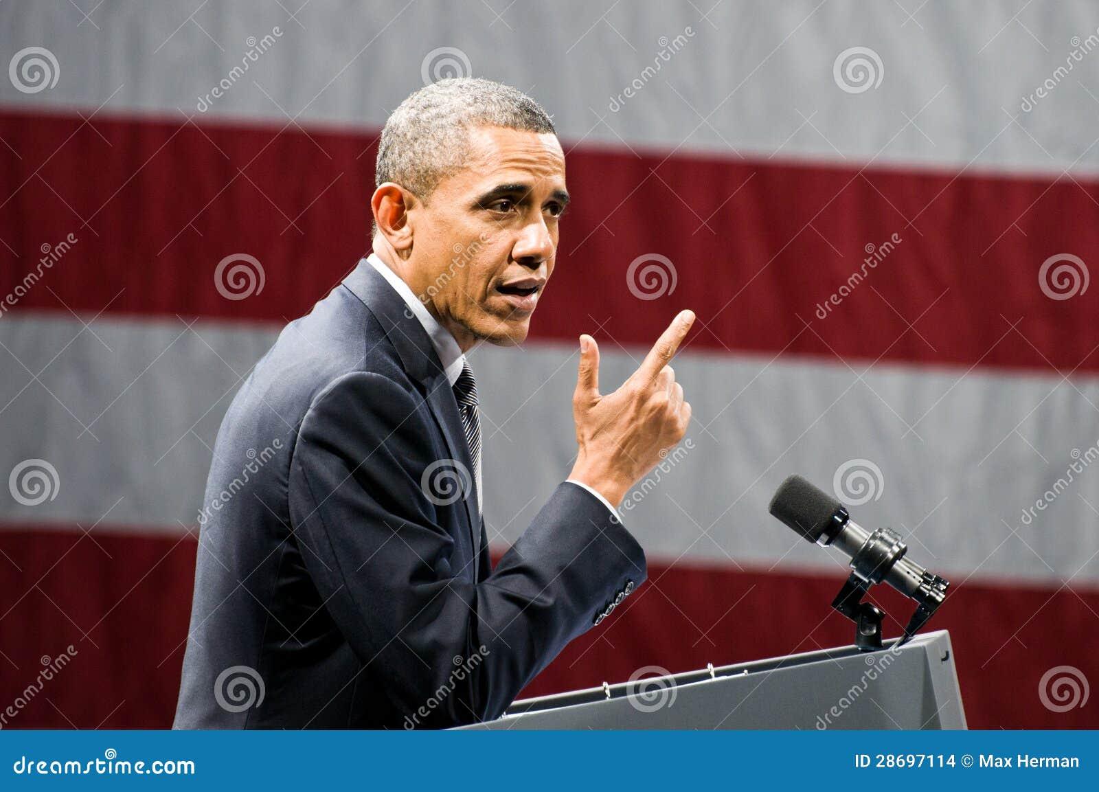Πρόεδρος Obama