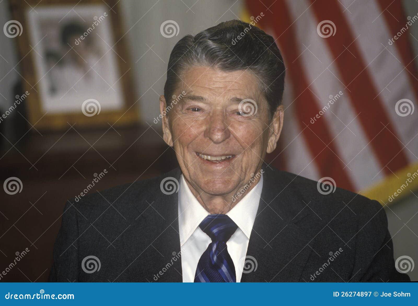 Πρόεδρος Reagan