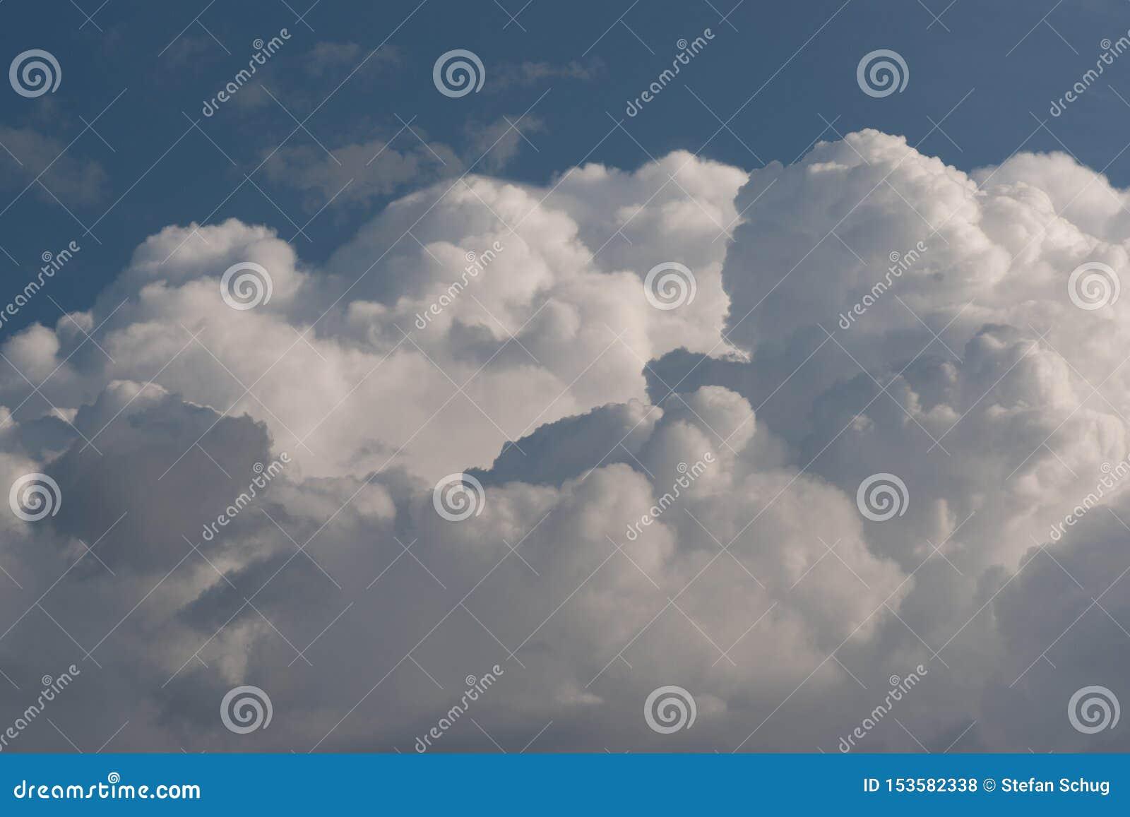 Πρόσθετη αυξομειούμενη αύξηση σύννεφων σωρειτών