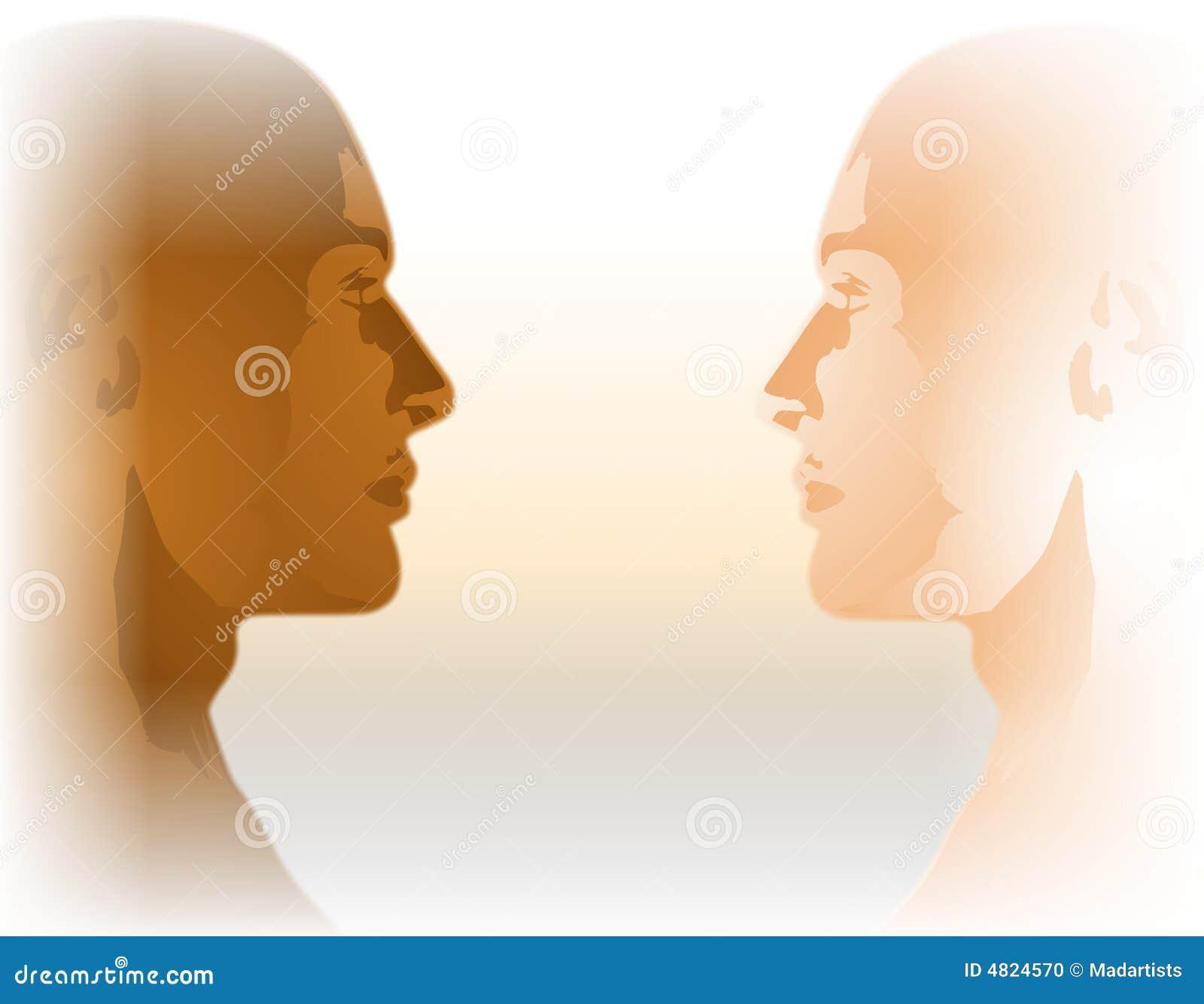 πρόσωπο ισότητας φυλετι&kapp
