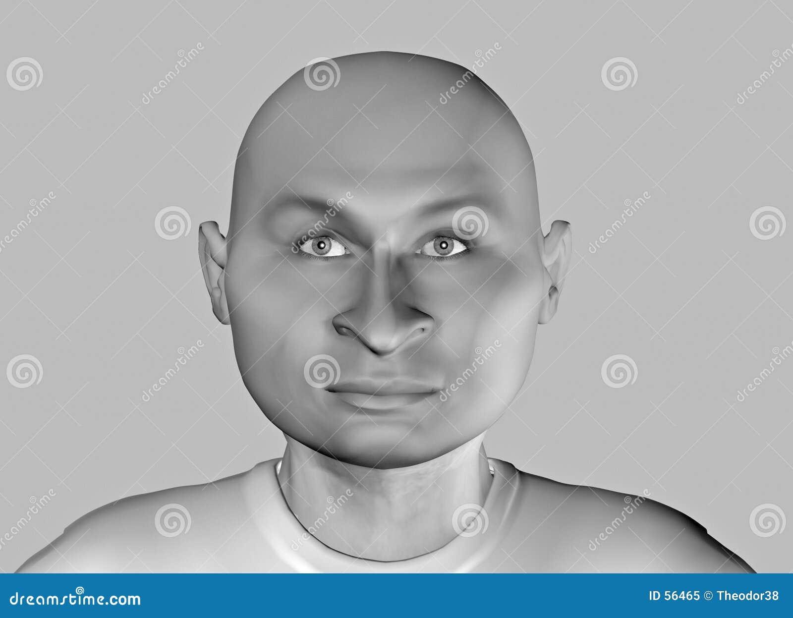 Download πρόσωπο 9 αστείο απεικόνιση αποθεμάτων. εικονογραφία από αστείος - 56465