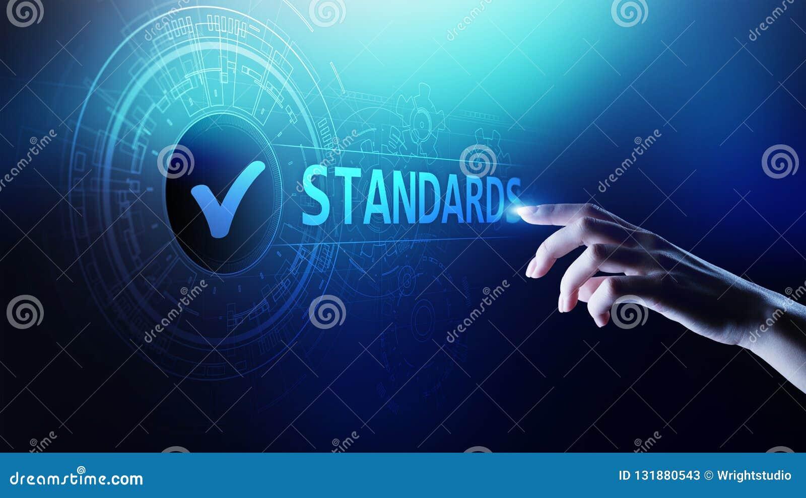 πρότυπα Ποιοτικός έλεγχος Πιστοποίηση, διαβεβαίωση και εγγύηση του ISO Έννοια επιχειρησιακής τεχνολογίας Διαδικτύου