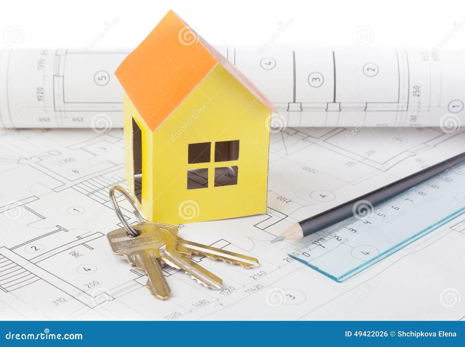 9ba40d630f24 Πρότυπο εγγράφου των δαπανών σπιτιών στο σχέδιο κατασκευής Στοκ ...