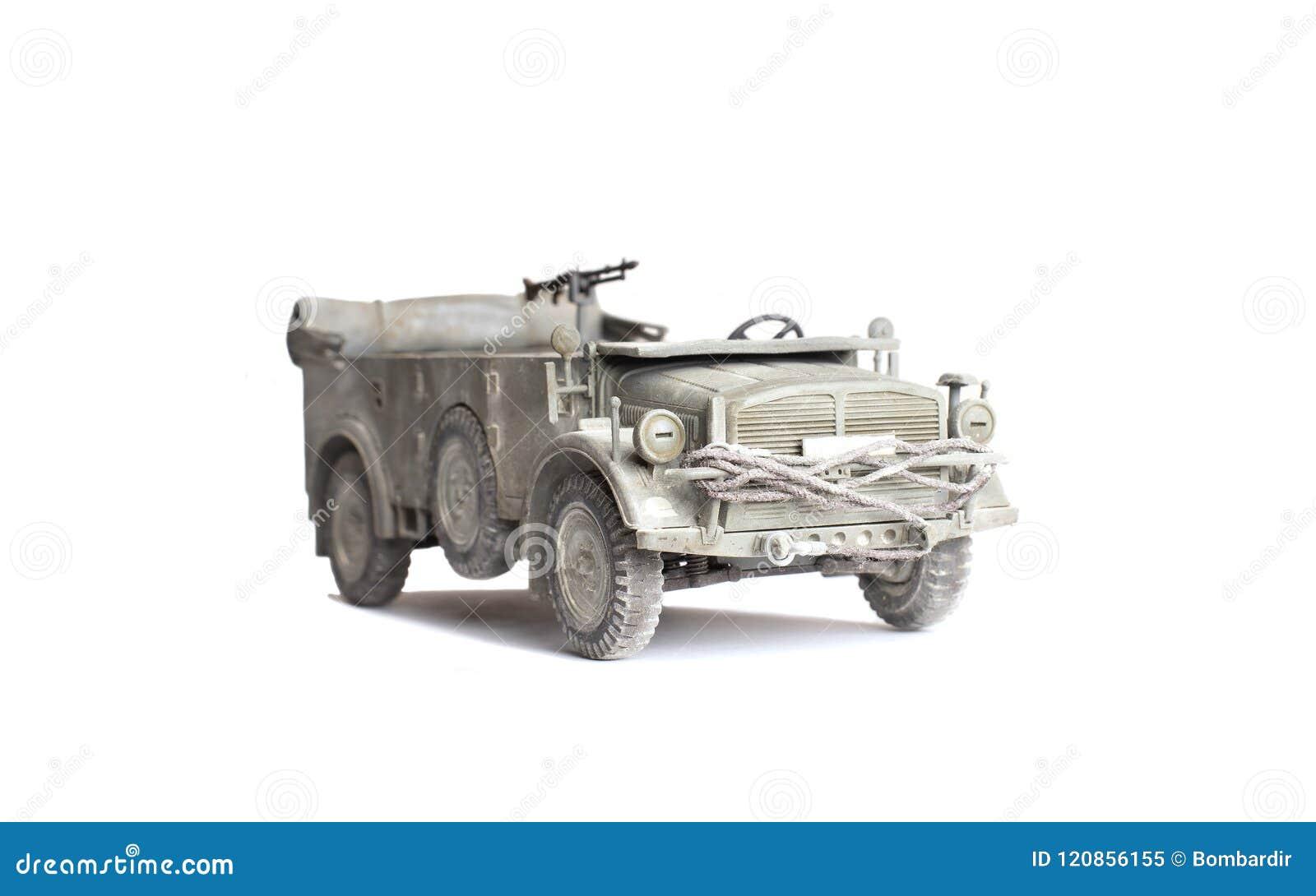 Πρότυπο κλίμακας του παλαιού οχήματος